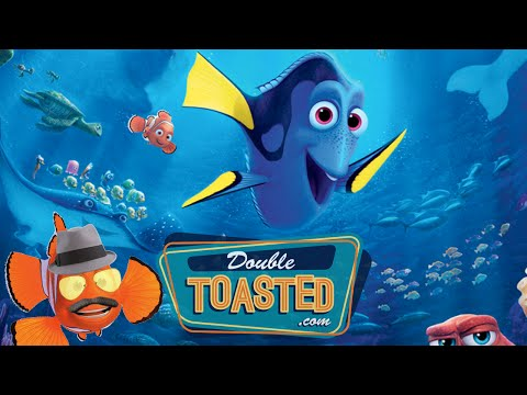 FINDING DORY MOVIE REVIEW - Double Toasted Highlight