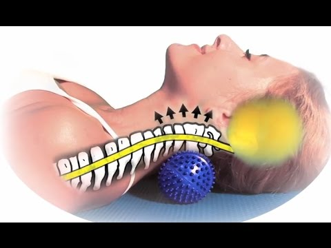 Acupressure For Neck Pain - YouTube