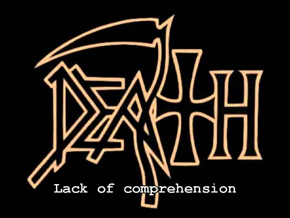 Lyric crystal mountain lyrics : Death-Lack of Comprehension lyrics - YouTube