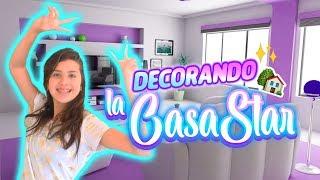 MOSTRANDO MI CUARTO GALÁCTICO 💜🏘 (VACIO)  |  Leyla Star 💫