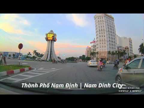 Thành Phố Nam Định | Nam Dinh City | Nam Dinh | Vietnam Discovery Travel