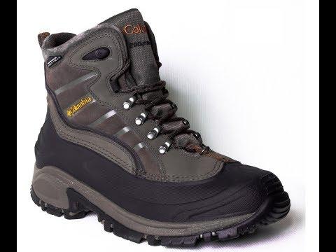 Зимние непромокаемые ботинки Columbia Bugaboot Snow Boot - YouTube