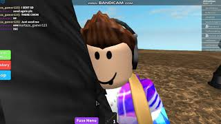 Son Gohan Has Fused With Prince Vegeta At ROBLOX