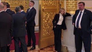 Инаугурация Путина и Поклонская в роли Хатико – Антизомби, 11.05.2018