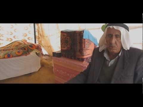 Palestinian Bedouin in the Jordan Valley - Ras Al-Auja