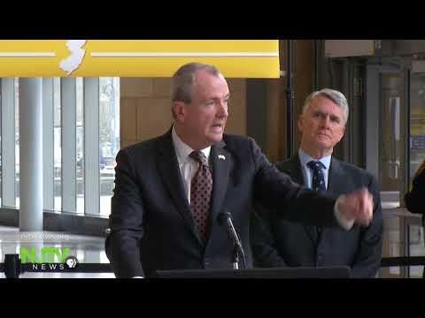 Gov. Murphy speaks about Parkland school shooting