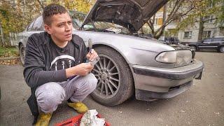 Download BMW 730d е38. Сложнейшее оживление мертвеца! Mp3 and Videos