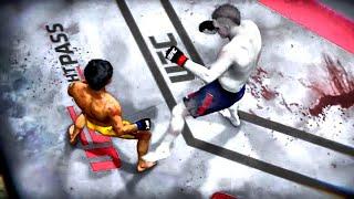 Nightsking vs. Bruce Lee (EA Sports UFC 3) - K1 Rules