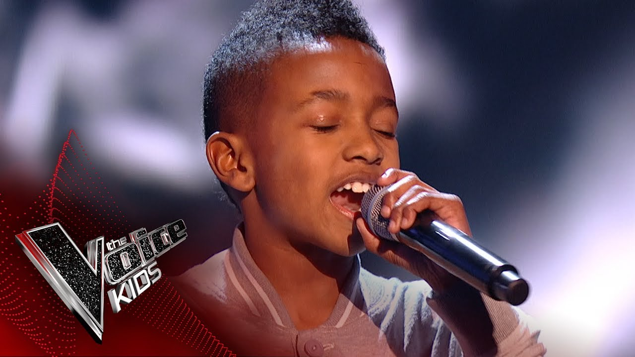 Lil' T performs 'Shutdown': Blinds 1 | The Voice Kids UK ...