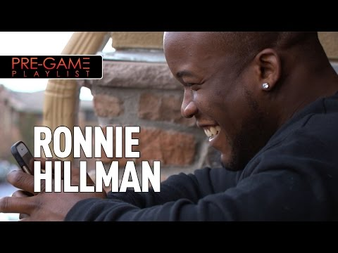 Pre-Game Playlist:  Ronnie Hillman