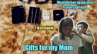 SAUDI GOLD gift for my mom MAYAMAN BA SI HARU?🤣