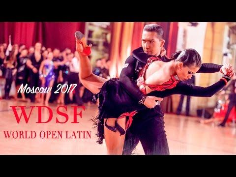 Zhumatayev - Atmaja, KAZ | 2017 WDSF World Open Latin Moscow | Jive