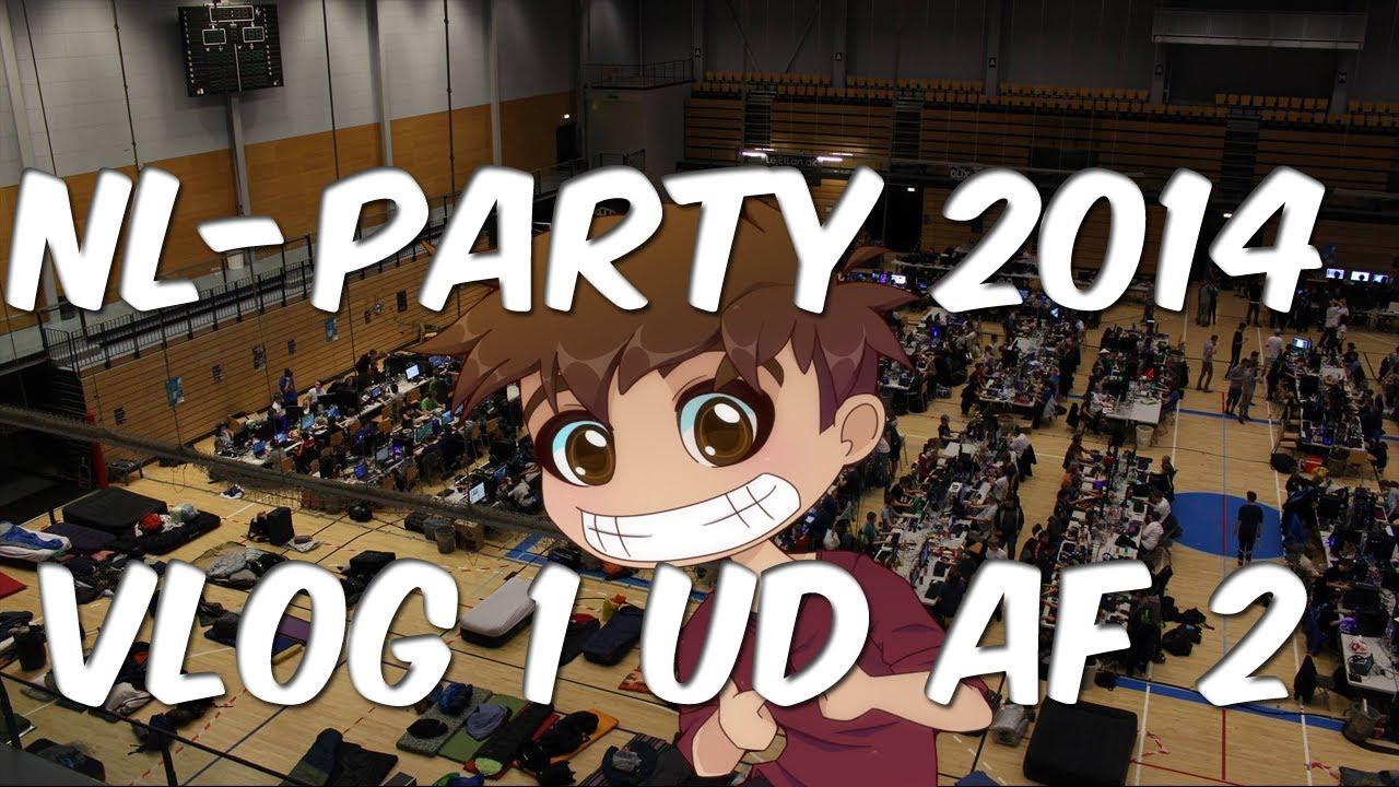 NL-Party 2014 - Vlog 1 ud af 2