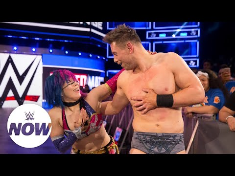 How Asuka extended her undefeated streak on WWE Mixed Match Challenge: WWE Now