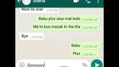 boy asking for private pics of a girl || reply of the girl was epic