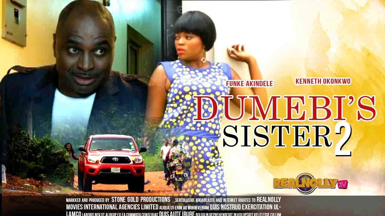 The maid (from dumebi the dirty girl) nigerian nollywood movies.