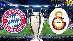 FIFA 19 | FC BAYERN MÜNCHEN vs. GALATASARAY ISTANBUL | UEFA CHAMPIONS LEAGUE ◄FCB #45►
