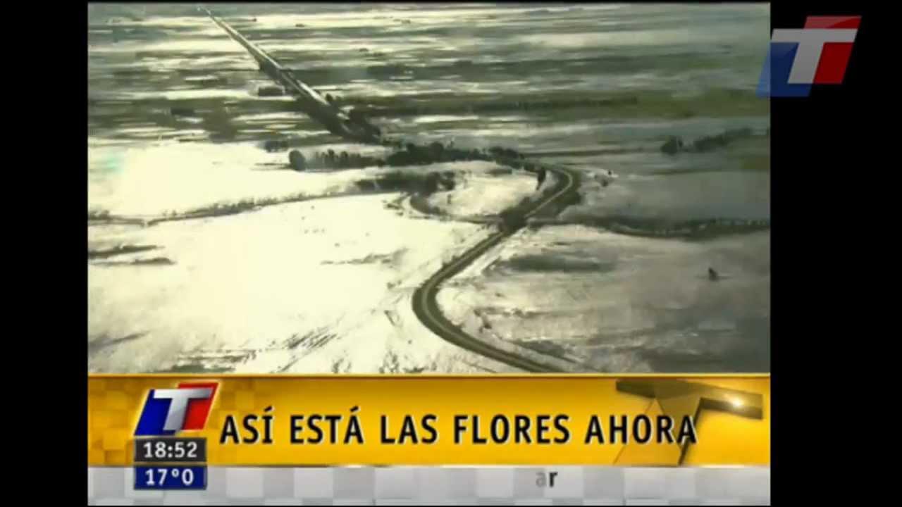 Im genes de las grandes inundaciones en la provincia de for Semana del diseno buenos aires