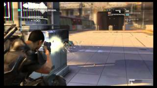 Binary Domain Gameplay Español