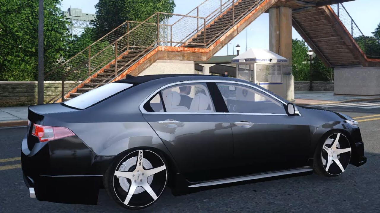 Acura TSX Mugen GTA IV YouTube - Acura tsx mods