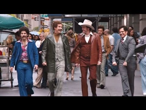 Anchorman 2 Trailer - The News Team Returns 24-Hour Style