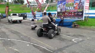Test ride Razor 250(4)
