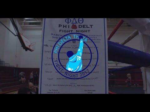 PHI DELT FIGHT NIGHT 2017    THE OHIO STATE UNIVERSITY