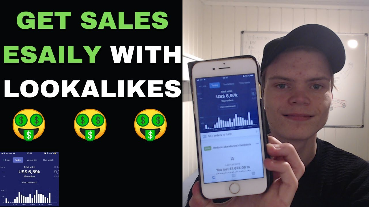 Get Sales EASILY With Lookalike Audiences 2020 (Facebook Ads Tutorial)