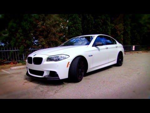 Dinan BMW 550xi: Ultimate performance car - YouTube