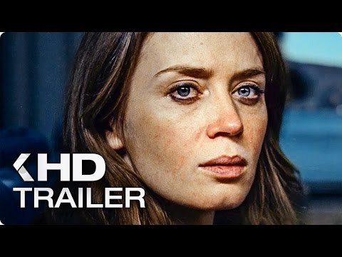 GIRL ON THE TRAIN Trailer 2 German Deutsch (2016)