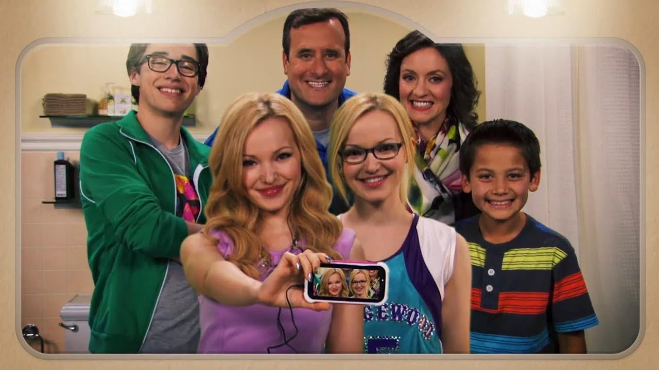 Liv And Maddie Real Twins liv and maddie - season 1 - theme song (hd