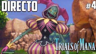 Vídeo Trials of Mana