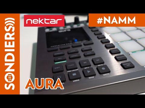 [NAMM2020] NEKTAR AURA