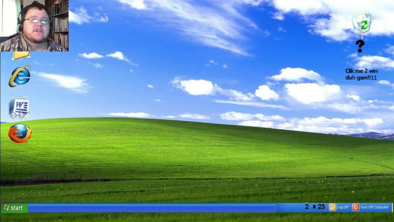 Let's Play Windows XP Simulator