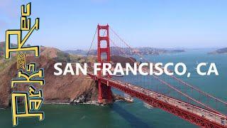Golden Gate Bridge, Pokemon, and a HELICOPTER?!?!?!?  SAN FRANCISCO, CA