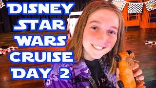Disney Cruise Day 2 | Disney Star Wars Cruise | Disney Fantasy