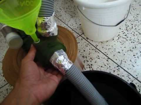 How to fix a water pump that is not pumping water (priming)