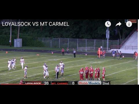 LOYALSOCK VS MT CARMEL
