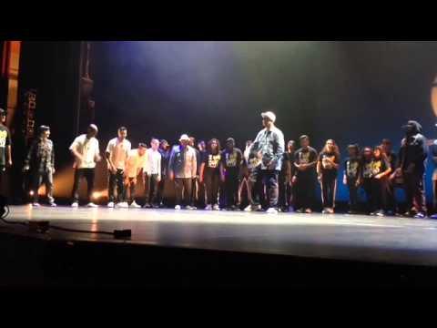 San Francisco International Hip Hop Fest 2014 Jam