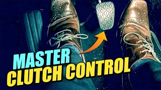 Clutch Control Driving Lesson