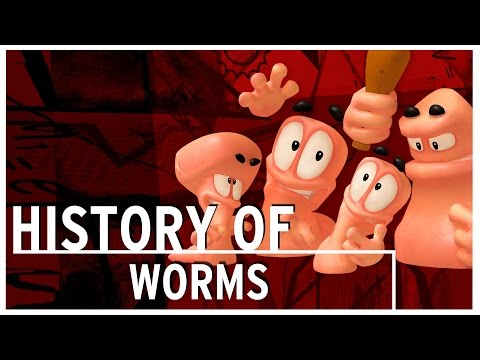 History of - Worms (1995-2016)