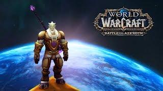 World of Warcraft #91 - Desbloqueando o Draenei Forjado a Luz