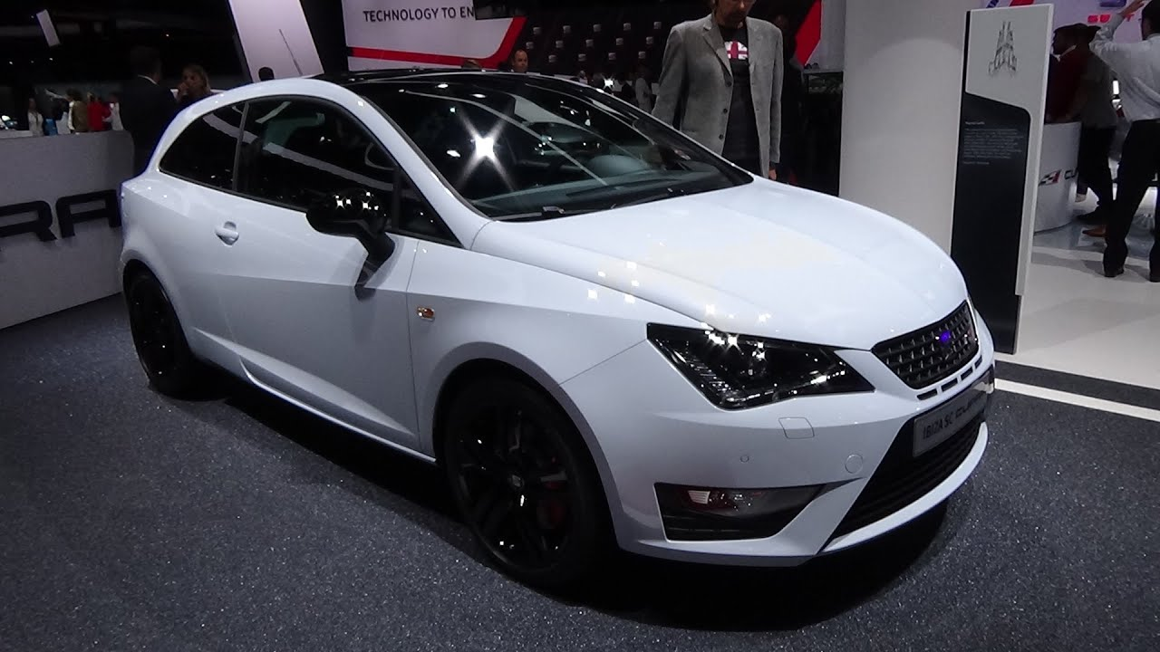 2016 seat ibiza sc cupra exterior and interior iaa for Interieur seat ibiza cupra