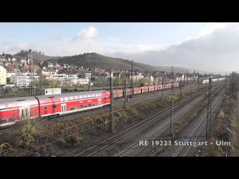 Züge in Stuttgart III