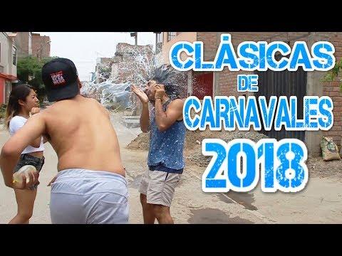 CLÁSICAS DE CARNAVALES 2018   DEBARRIO