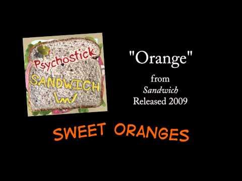 Orange + LYRICS [Official] by Psychostick
