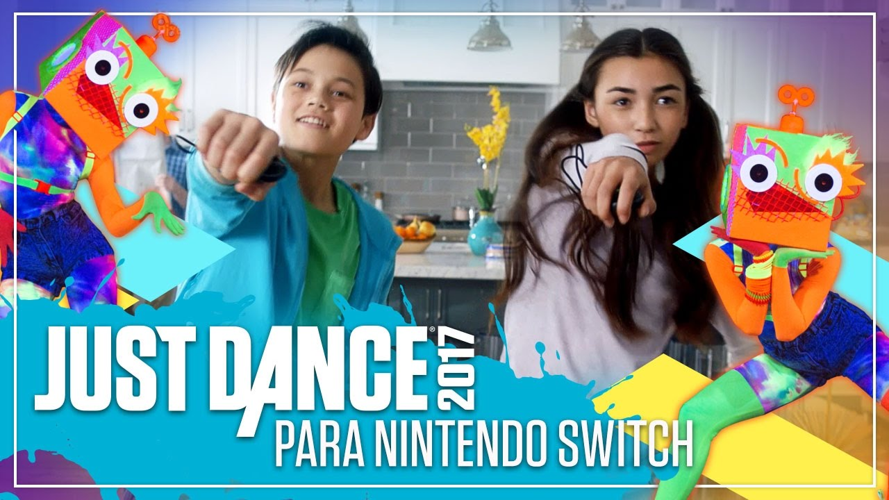Just Dance 2017 Ahora Para Nintendo Switch Youtube