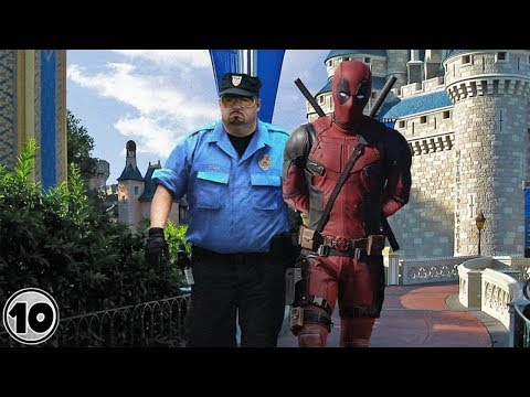 Top 10 Deadpool 2 Jokes That Won't Make The Movie