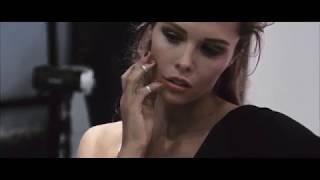 Видеобэкстейдж откровенной фотосессии Маши Горбань для журнала XXL