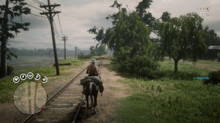 Red Dead Redemption 2 online Fast money/Hunting Rank 100+